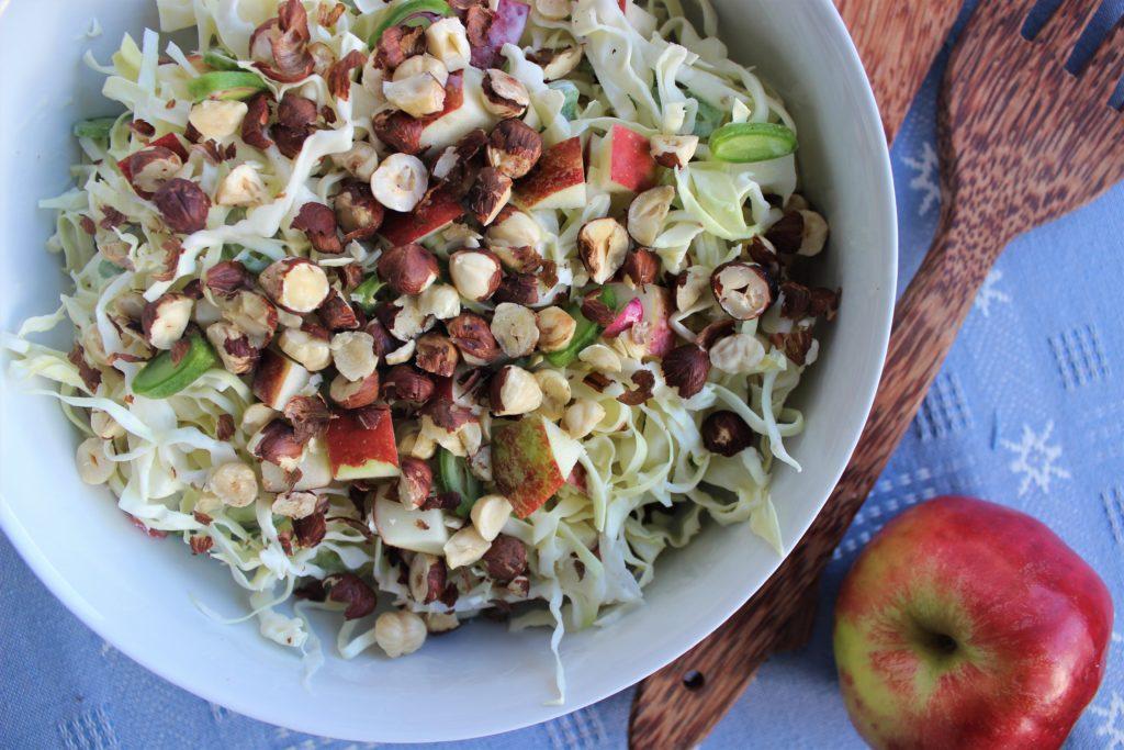 quinoa salat spidskål